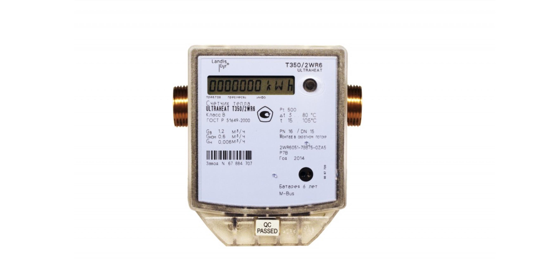 Батарейки для счетчика тепла ULTRAHEAT-T350/2WR