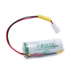 """Батарейка литиевая """"Forte"""", тип ER18505LD, 3.6В, с LD разьёмом"""