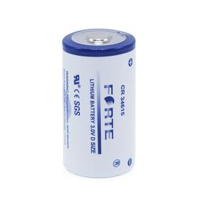 "Батарейка литиевая ""Forte"", тип CR34615, 3.0В"